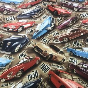 Retro Cars 006