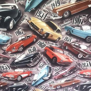 Retro cars 001