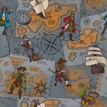 Pirates grey